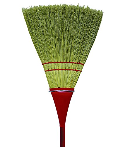 O'Cedar Commercial 2104-6 Kleenette Corn Broom (Pack of 6)