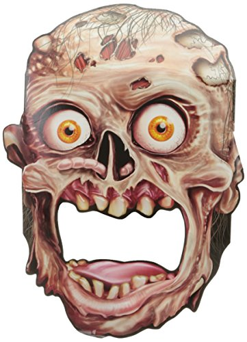 (Beistle 00039 Zombie Toilet Paper Dispenser, 10.5