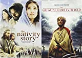 The Story of Jesus 2-Movie Bundle - The Nativity Story & The Greatest Story Ever Told