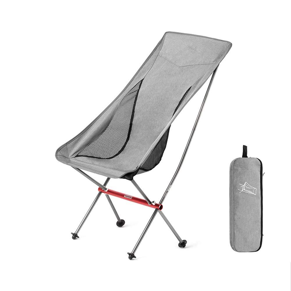Camping-Stühle Portable Ultralight Outdoor Picknick Angeln Wandern Wandern Sport - Kompakter Klappstuhl in Einer Tragetasche