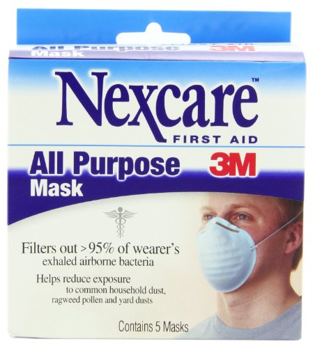 Nexcare Все Цель Mask - 5 шт