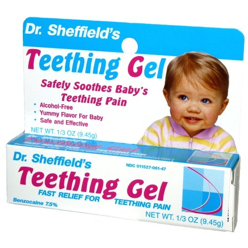 Teething Gel Babies - 9