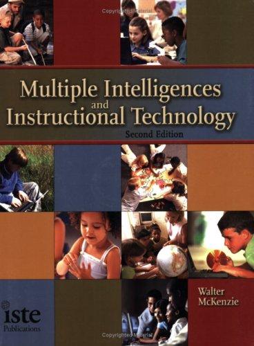 Multiple Intelligences And Instructional Technology Second Edition [Walter McKen] (Tapa Blanda)