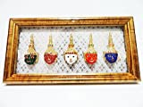 Product review for Premium Hand-made Khon (Thai's Traditional Dance) Masks in Picture Frame