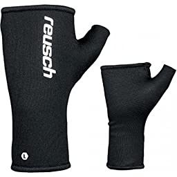 Reusch Men\'s Goalkeepers Neoprene Wrist Support Medium Black