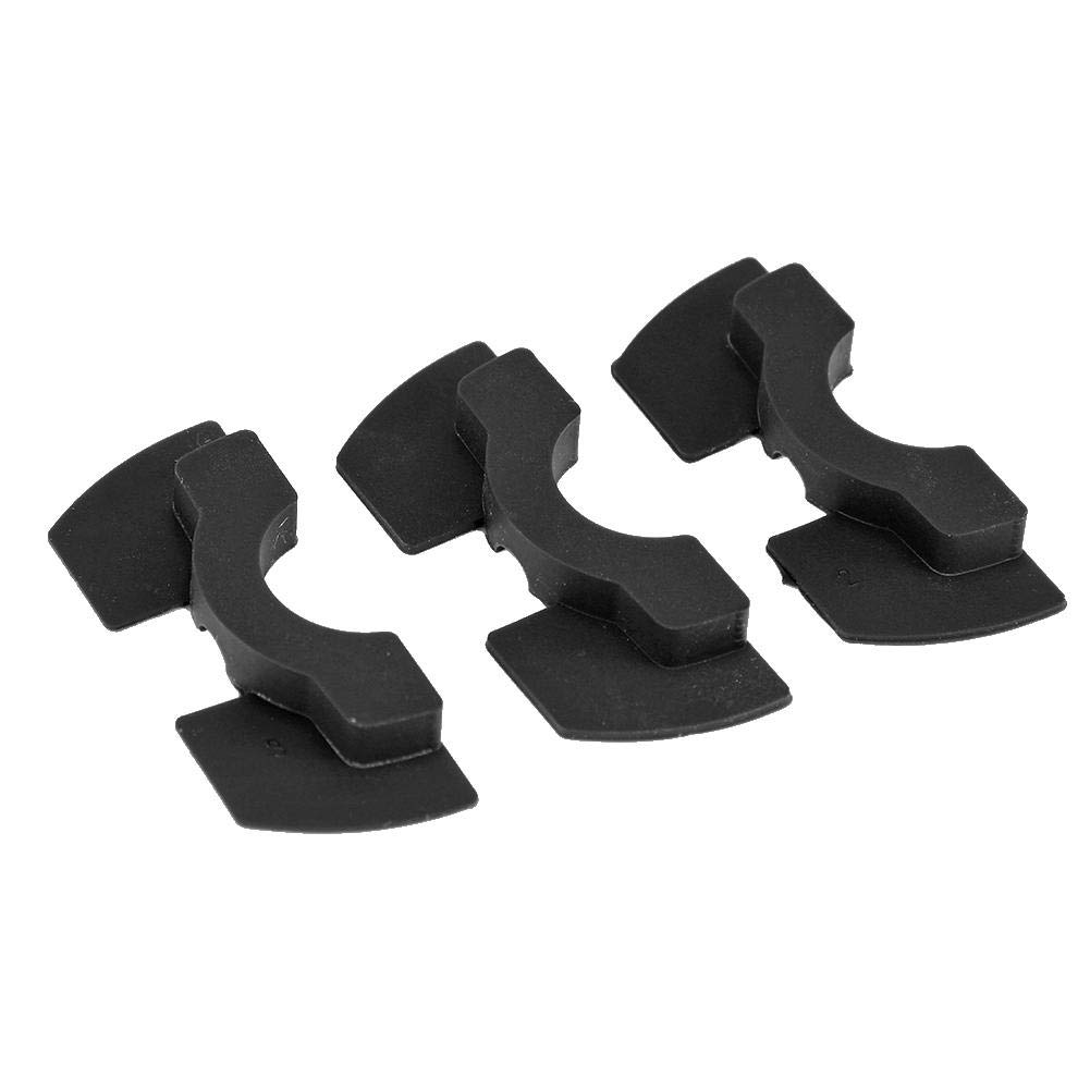 M365 Damping Cushions Electric Scooter Shake Reducers Front Fork Shake Pad Damping 3pcs