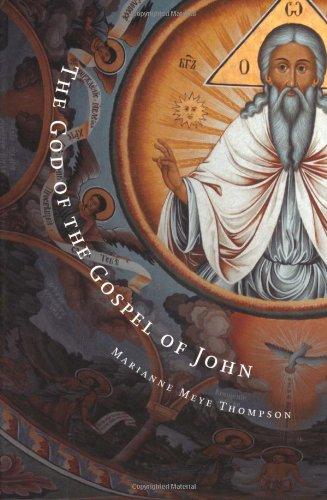 The God of the Gospel of John PDF