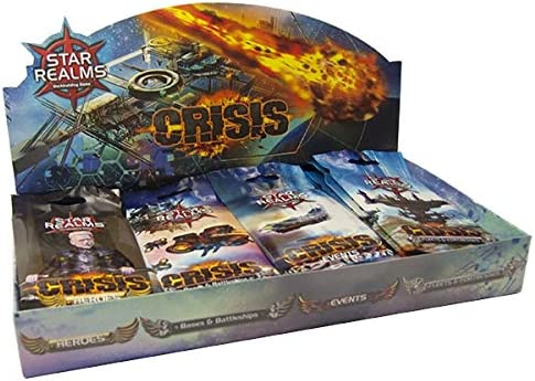 STAR REALMS DECKBUILDING GAME - CRISIS (4) INGLES: Amazon.es: Juguetes y juegos