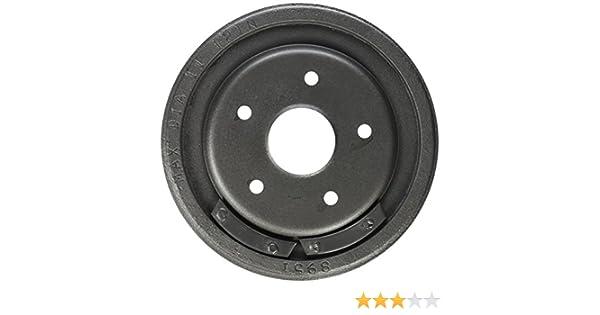 Brake Drum Rear Parts Master 60351