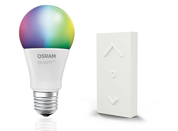 Osram smart rgb led zigbee lampe e mit fernbedienung und