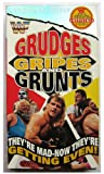 WWF: Grudges, Gripes and Grunts [VHS]
