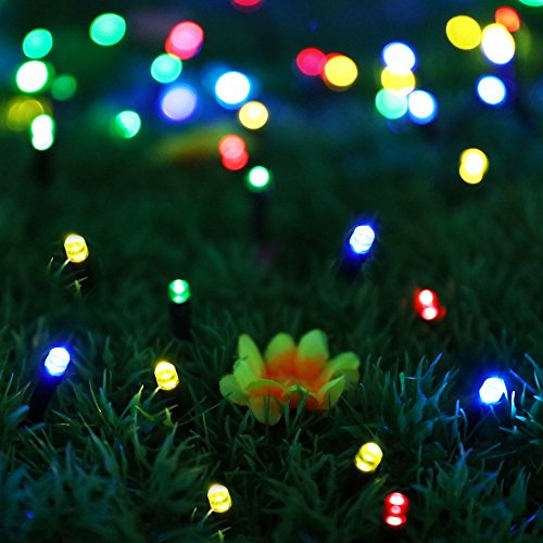 200 LED 72ft Outdoor Christmas String Lights,Waterproof B...
