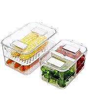 Organizer for Fruit food storage freezer container