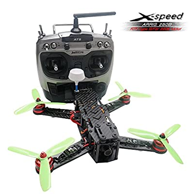 Arris Xspeed 250b 250mm Quadcopter Racer Fpv 250 Racing Drone Rtf. Arris Xspeed 250b 250mm Quadcopter Racer Fpv 250 Racing Drone Rtf With F3 Flight Controller Hd Camera Tx Radiolink At9 Transmitter From Hobby. Wiring. Wiring Diagram E Machine Fpv250 Drone At Scoala.co