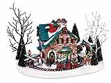 Department 56 56.55359 Santa's Wonderland House