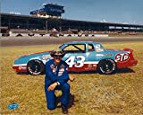 Autograph 122234 Auto Racing Image No. Sc12 Richard Petty Autographed 8 x 10 in. Photo