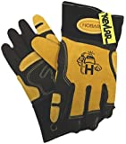 Hobart 770695 Ultimate-Fit Leather Welding Gloves, X-Large