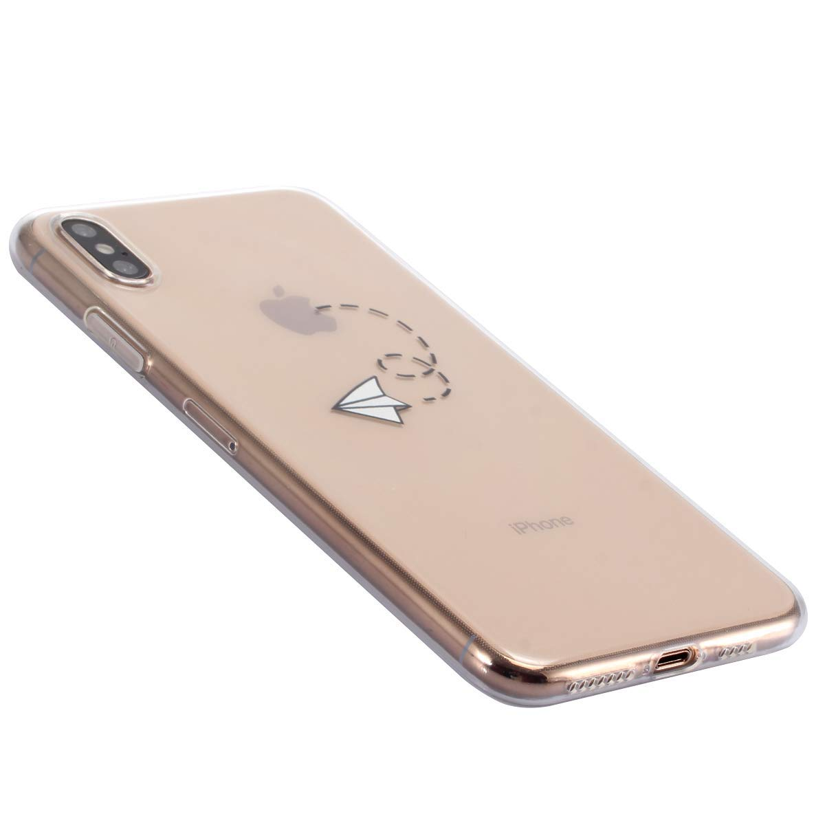 Luvfun Case for XR iPhone Coque pour iPhone-8