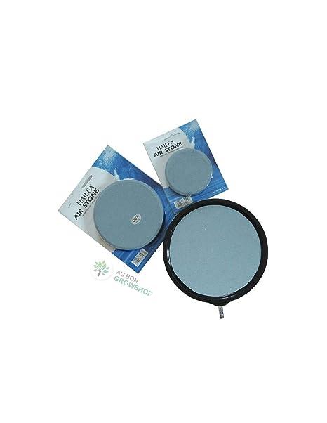 Boyu VolumeAir - Piedra redonda de cerámica (150 mm) para acuarios o peceras