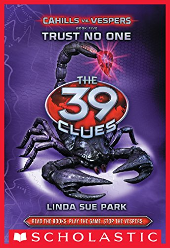 39 clues book five - 2