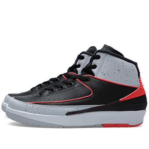 AIR JORDAN 2 RETRO BG (GS) 'INFRARED 23' - 395718-023 - US Size