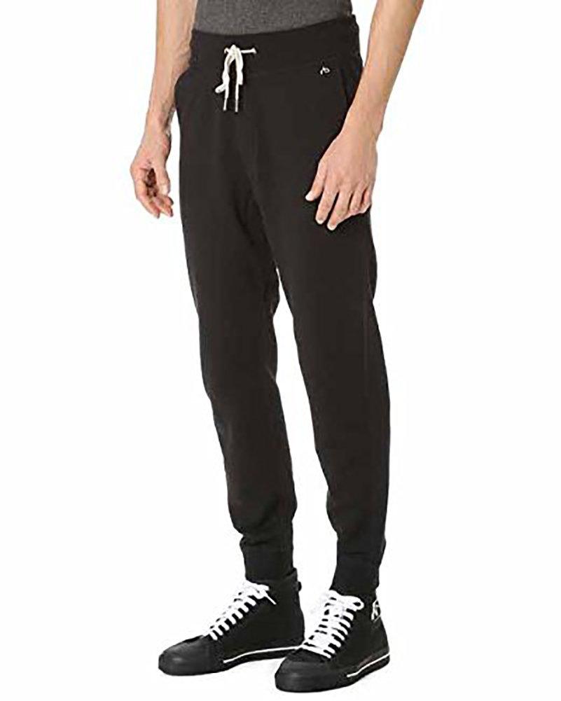 Rag & Bone New York Men's Standard Issue Sweatpants (Medium, Black)