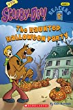 img - for The Haunted Halloween Party, Level 2 (Scooby-Doo Readers, No. 20) book / textbook / text book