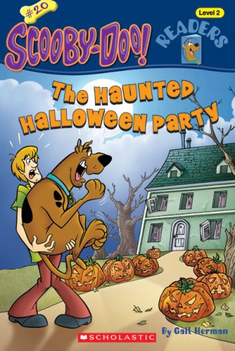 The Haunted Halloween Party, Level 2 (Scooby-Doo Readers, No. 20) for $<!--$13.00-->