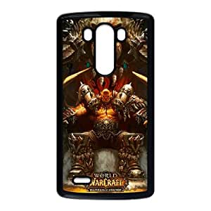 LG G3 Phone Case for Classic Game World of Warcraft Theme pattern design GCGWDWC930242