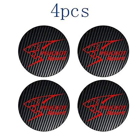 Amazon.com: 4 piezas para Peugeot Sport 508 308 4008 3008 ...