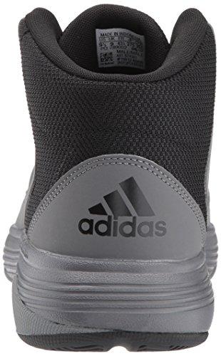 grefou Cf Mid Grefou Synthétique cblack Adidas Baskets Ilation xRwCqTCS
