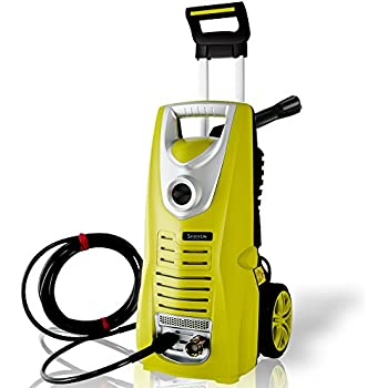 Amazon Com Serenelife Electric Pressure Washer Powerful