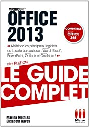 Le Guide Complet Office 2013
