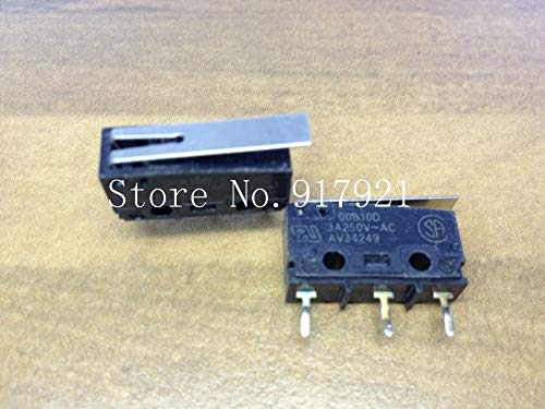 [ZOB] Original Original AV34249 Switch 3A250V Travel Limit Switch 00810D -50pcs lot