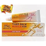 Crème chauffante BAUME DU TIGRE VERITABLE - Gel pommade muscle sport anti-douleurs musculaires - Non grasse
