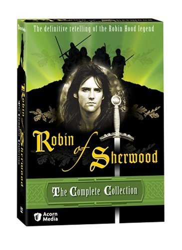 ROBIN OF SHERWOOD: THE COMPLETE COLLECTION by PRAED,MICHAEL