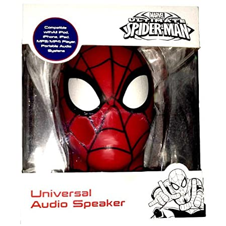 Review Marvel Ultimate SpiderMan Universal