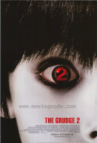 The Grudge 2 POSTER Movie (27 x 40 Inches - 69cm x 102cm) (2006) (Style (Grudge 2 Poster)