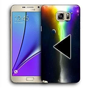 Diseñador Snoogg Teléfono protector de la cubierta del caso para Samsung Galaxy Note 5