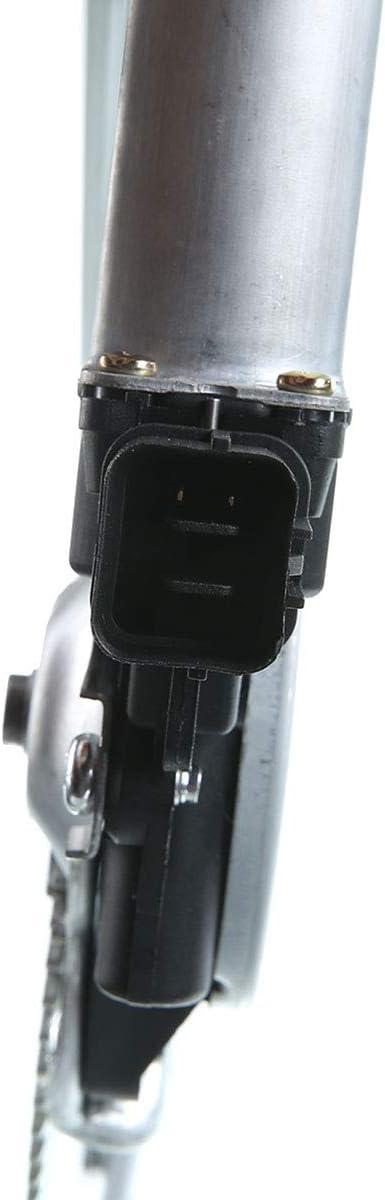 A-Premium Power Window Regulator with Motor for Mitsubishi Outlander 2014-2019 Rear Passenger Side