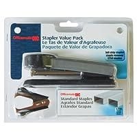 Officemate Full Strip Stapler Kit - Value Pack (97740)