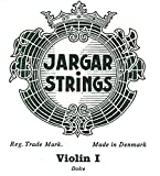 Jargar Strings For Violin Medium Set Silver;