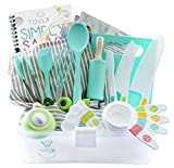 Tovla Jr. Kids Cooking and Baking Gift Set with