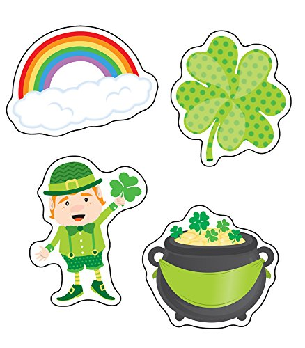 St. Patrick's Day Cut-Outs ()