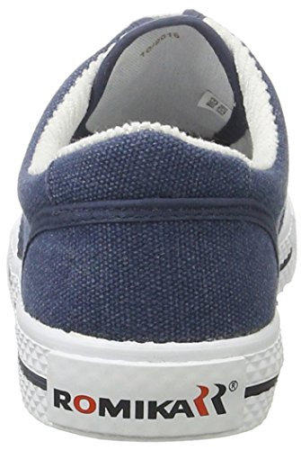 Romika Soling, Zapatillas Unisex Adulto Azul (Jeans)