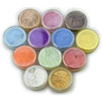 ZREAL Polvo de pigmento de mica de 12