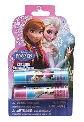 - Disney Frozen Anna & Elsa Flavored Lip Gloss