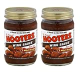 hooters hot sauce - Hooters Sauce Wing Sauce 3 Mile Island (Pack of 2)