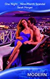 One Night...Nine-Month Scandal (Mills & Boon Modern)