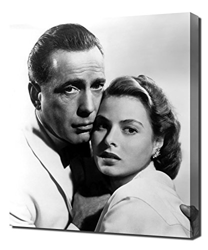 Bogart, Humphrey _01 - Canvas Art Print - Wall Art - Canvas